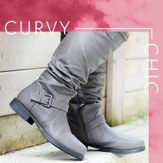 ed624744053d1 Wide-Calf Boot Collection. love this brand