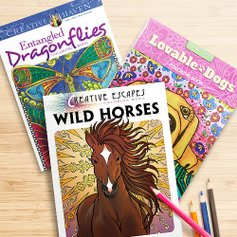 Coloring Books & Supplies   zulily
