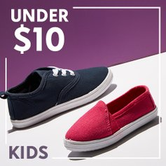 Kids' Shoes Under $10   Zulily