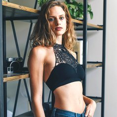 bec380e173 Bralettes to Sweeten Your Look