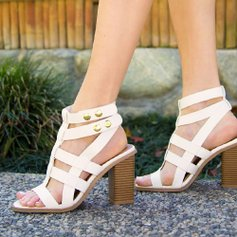 75291ad58512 Step Out in Stacked-Heel Sandals. love this brand