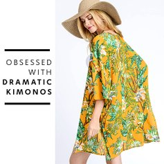 409229233f Obsessed With Kimonos | S-3X | Zulily