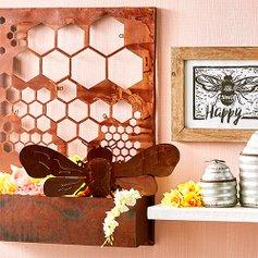 Bee Utiful Home Decor