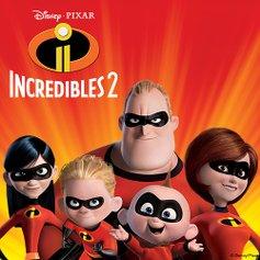 Disney•Pixar s Incredibles 2  9023b8c43cff