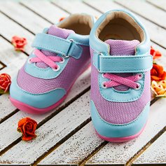 Momo Grow Girls Bella Light-Up Mary Jane Sneaker Shoes Momo Baby