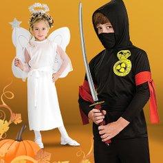 Delightful Classic Halloween Costumes: Kids