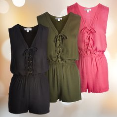 d5c75b7ab19 Summer Dresses   Rompers  S-3X. love this brand