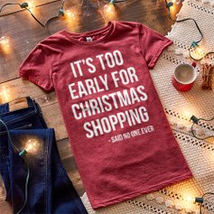 0e6b7f434 Your Quirky Christmas Tee: Adults | Zulily