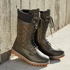 f16abf71d8909 Edgy Combat Boots. love this brand