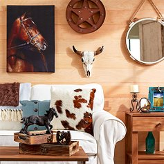 Rustic Western Décor Zulily