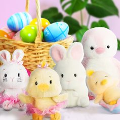 Easter Basket Squishy Toys Zulily