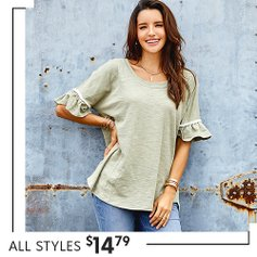 Suzanne Betro Weekend Tunic