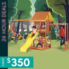 Kidkraft Cedarbrook Playset Zulily