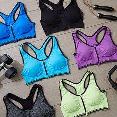 ba9ae28678 Workout-Ready Sports Bras  Plus Too