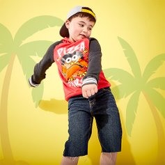 He's Styling With Summer Pals | Zulily