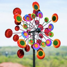 Beau Kinetic Spinners For Your Garden | Zulily