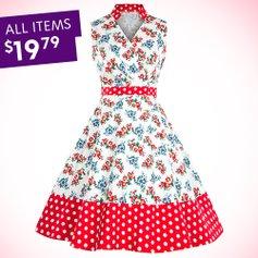 9e9ec34011f The Vintage Tea Dress. love this brand