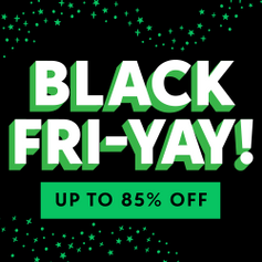 Zulily Black Friday Deals: Up to 85% off on 100s of steals + Free Shipping