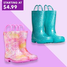 Rain Boots From ZOOGS