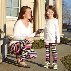 Style Times Two  Mommy   Me Leggings  aa717ab5c