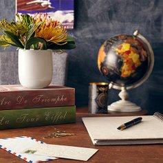 World Traveler Home Decor Love This Brand