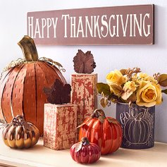 Happy Thanksgiving Yall Shell Bling >> Last Chance Thanksgiving Decor Zulily