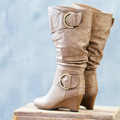9f72b8c24d6 ... Wide-Calf Boots. love this brand