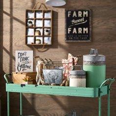 The Urban Farm Décor Love This Brand