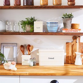 Farmhouse: Kitchen & Pantry