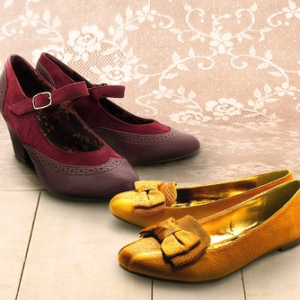 1e15b0414e515 B.A.I.T. - Vintage Inspired Pumps and Shoes for Women