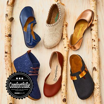 3df5f84900b1 Comfortfusse - Save up to 65% off on Handmade Leather Shoes