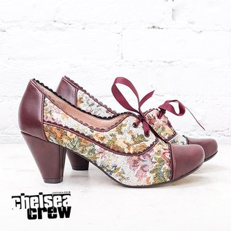 64164712c9 Chelsea Crew - Retro-Inspired Shoe Styles for Women | Zulily