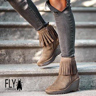 68c64e9e68de FLY London - Women s Leather Boots