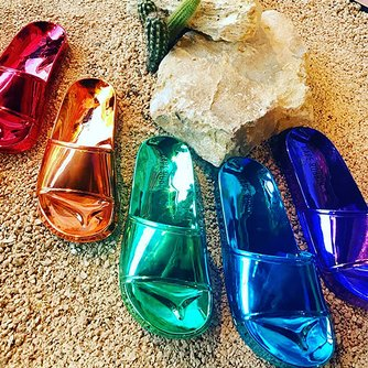05d2d415b1d4 diy fashion how to make sparkly bling sandals feat. cape robbin ...