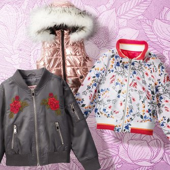 15f0d933a Urban Republic - Comfy Coats and Jackets for Kids