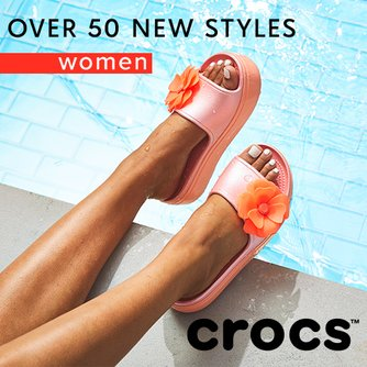 367f61f11658f Crocs - Comfortable Clogs and Boots for Women & Men | Zulily
