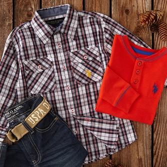 a29217549bff6 U.S. Polo Assn. - Casual Polo Shirts