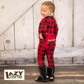3acaece75 Lazy One - Cozy Pajamas for Kids