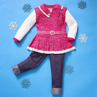 cce446e265fd3 Little Lass - Glamorous Apparel Sets for Girls | Zulily