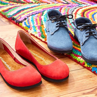 99f2c3d97e3 Comfortfusse - Save up to 65% off on Handmade Leather Shoes