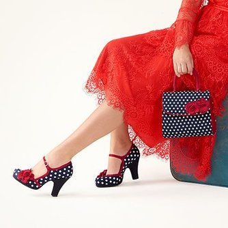 c2c8e725 Ruby Shoo - Fancy Pumps & Booties for Women Up to 60% Off | Zulily