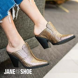 JANE AND THE SHOE   Zulily