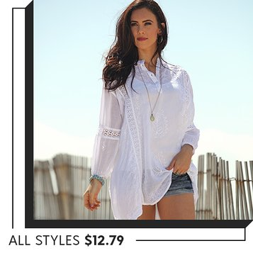 Cocktail Tunic 2018