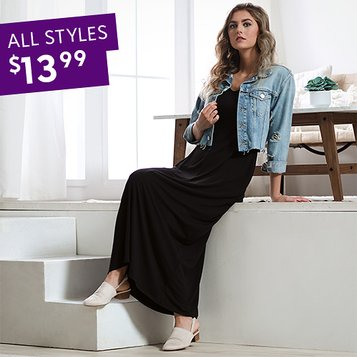 3a0c991adf Women's Plus Size Clothing - Stylish Modern Apparel for Women