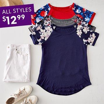174c63b3e9e75f Women's Plus Size Clothing - Stylish Modern Apparel for Women