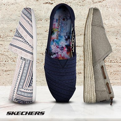 Skechers & BOBS from Skechers