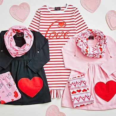 The Valentines Day Boutique Kids