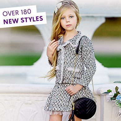 625ebd1c2dd7 Shop Girls Clothing - Size 4 to 6X
