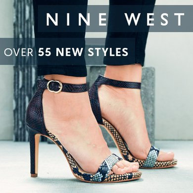 818df295a2eb4 Nine West  Footwear. up to 60% off