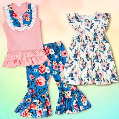 abaefee0332b0 Shop Girls Clothing - Size 7 to 12 | Zulily